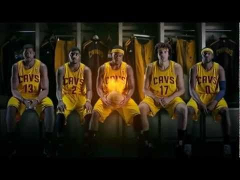 2012-13 Cleveland Cavaliers Intro Video
