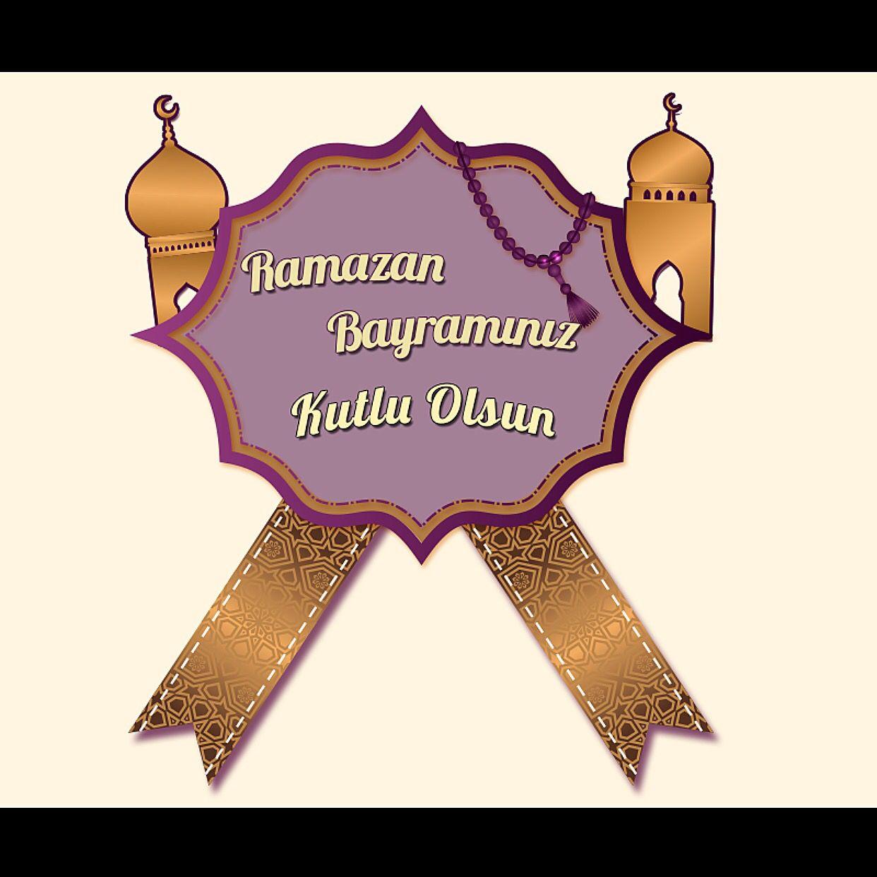 Bayram Afişi Ramazan Bayramı Christmas Ornaments Ornaments Ve