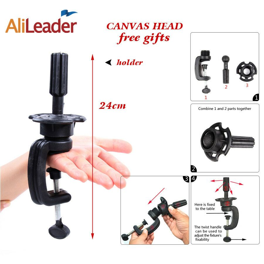 Clothing & Accessories Wig stand by Jig