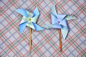 365 Days of DIY: Pinwheels!