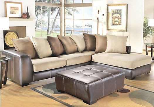 shop for a gregory 3 pc sectional living room at rooms to go. find