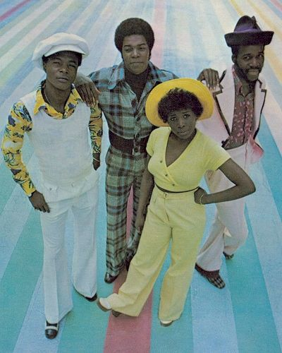 My Version Of Why You Re A Great Catch I Scored With: The Ebonys, American Soul Group Comprised Of Jenny Holmes