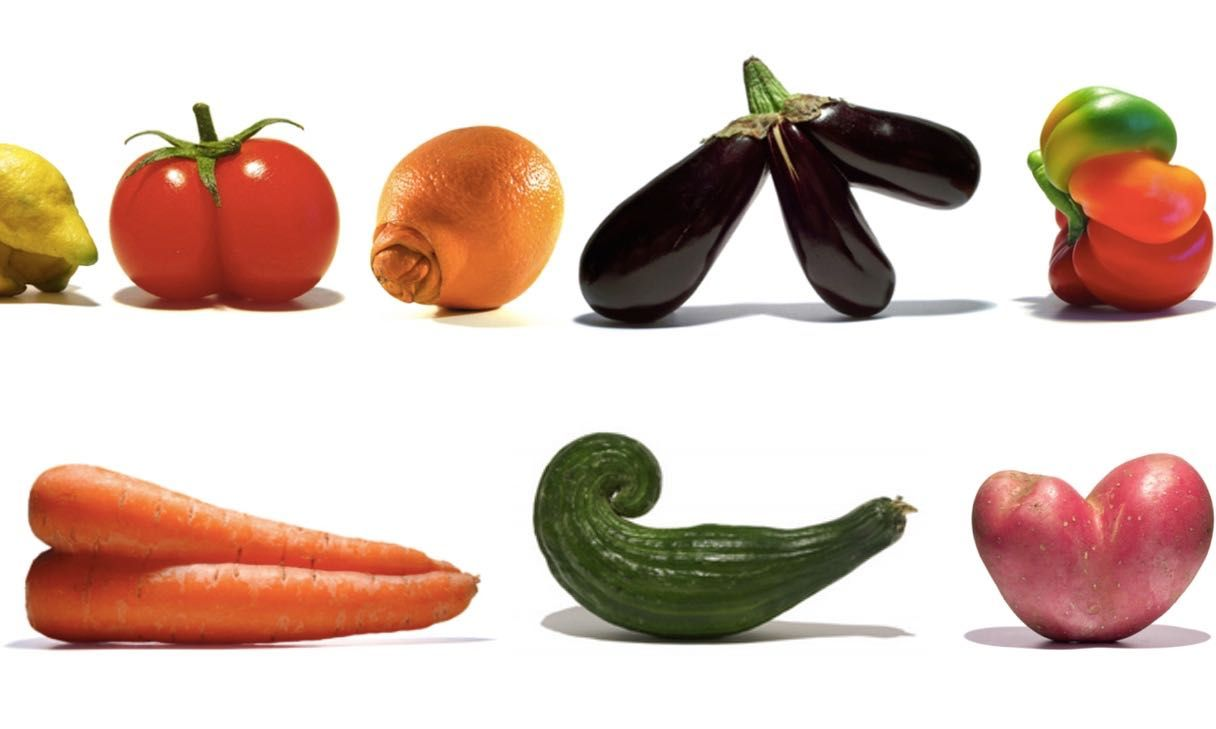 You Aren't What You Eat: The Truth About 'Ugly' Food
