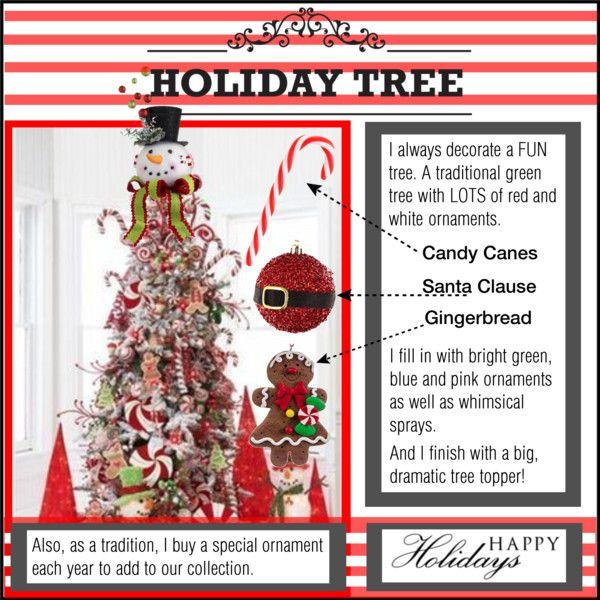 My Holiday Tree\
