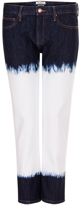 Jeans PRADLEY von Isabel Marant Étoile at www.REYERlooks.com