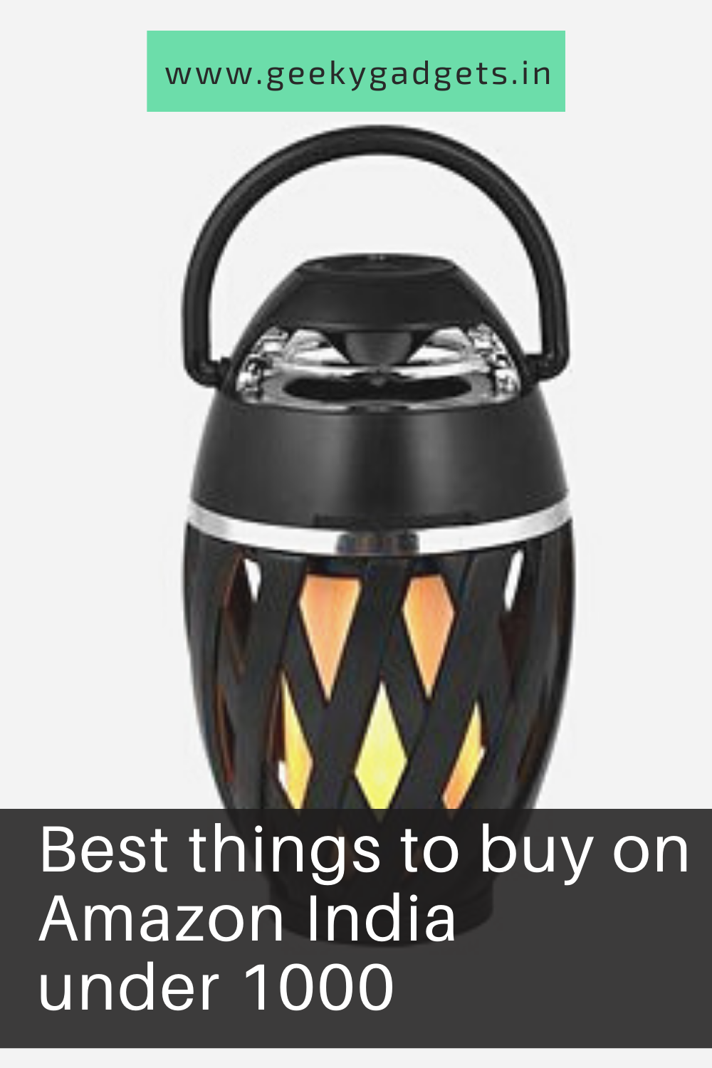 11 Best things to buy on Amazon India under 1000 Rupees in