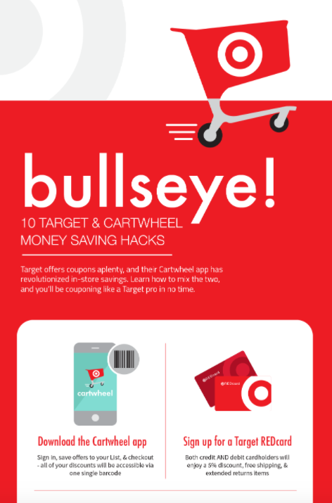 How to Hack the Cartwheel App & More Target Couponing