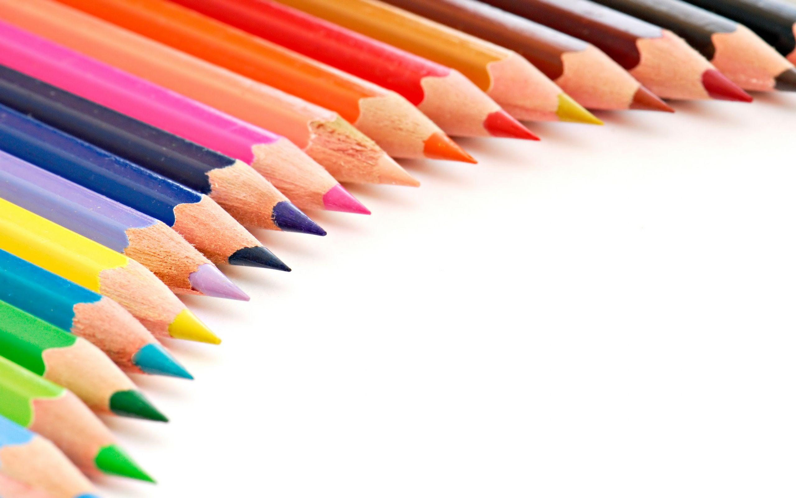 Pencils Wallpaper Colored Pencils Pencil Design Color Pencil Art Colored Pencils