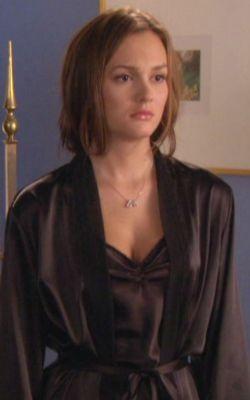 Blair Waldorf: Blair Waldorf Sleepwear