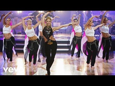 Shakira ~ Hips Don't Lie [Dancing With The Stars 2009] HD