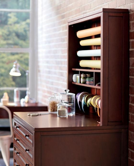 This would work for Mark's room - good flat file storage, though I ...