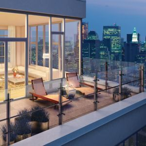 Beatrice Apartments In Chelsea 105 W 29th Street House Balcony Design New York Penthouse Nyc Apartment Luxury