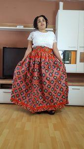 Afrikanischer Print Maxirock afrikanische Kleidung langer afrikanischer Rock afrikanisches Kleid Ankara Rock afrikanischer Maxirock afrikanische Mode#BeautyBlog #MakeupOfTheDay #MakeupByMe #MakeupLife #MakeupTutorial #InstaMakeup #MakeupLover #Cosmetics #BeautyBasics #MakeupJunkie #InstaBeauty #ILoveMakeup #WakeUpAndMakeup #MakeupGuru #BeautyProducts #afrikanischeskleid
