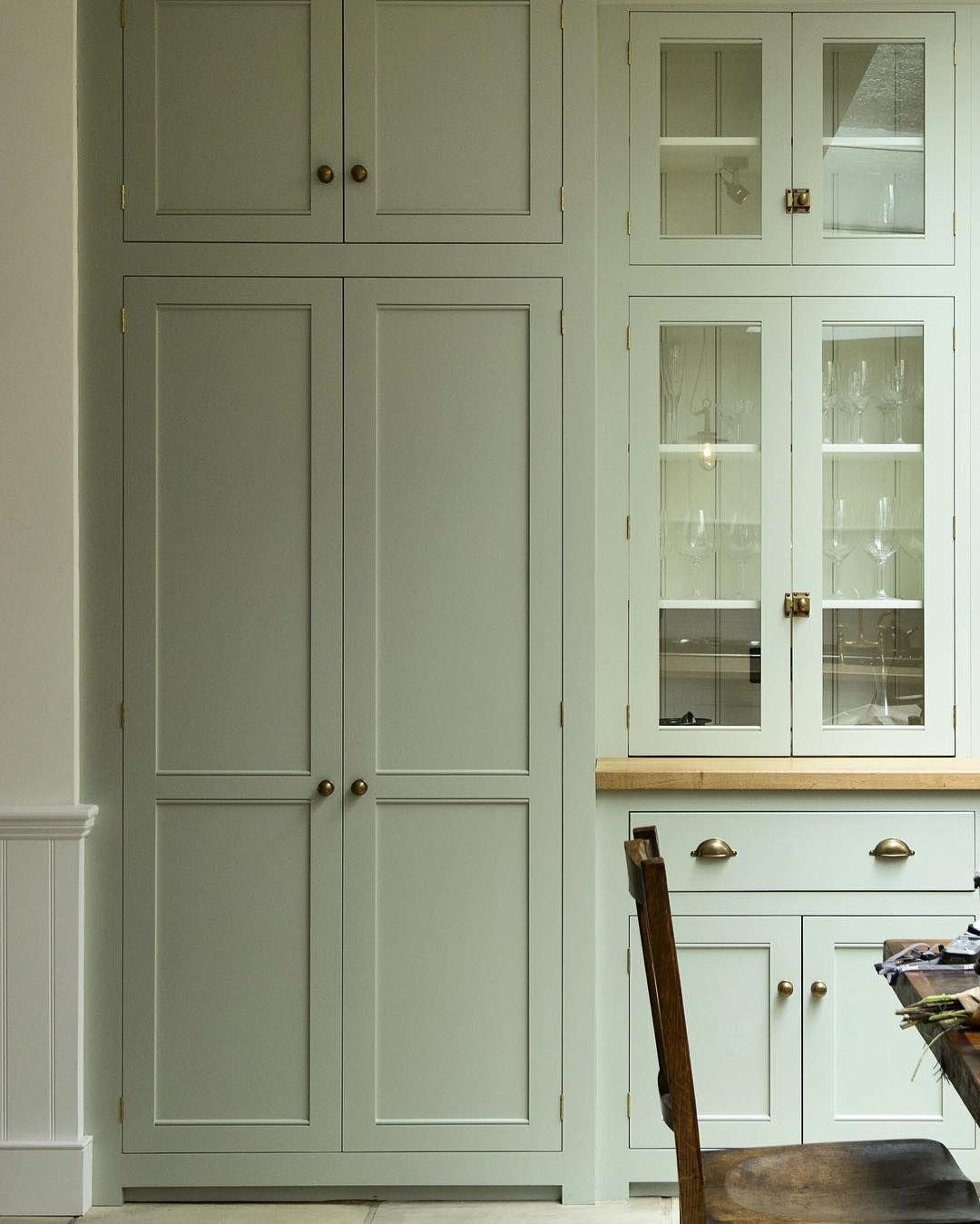 Ultimate Kitchengoals Beautiful Bespoke Floor To Ceiling Fitted Cabinets Devolkitchens Classic Kitchens Devol Kitchens Fitted Cabinets