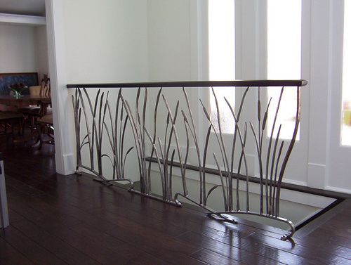 Description specification of staircase railing - Naturally Light ...
