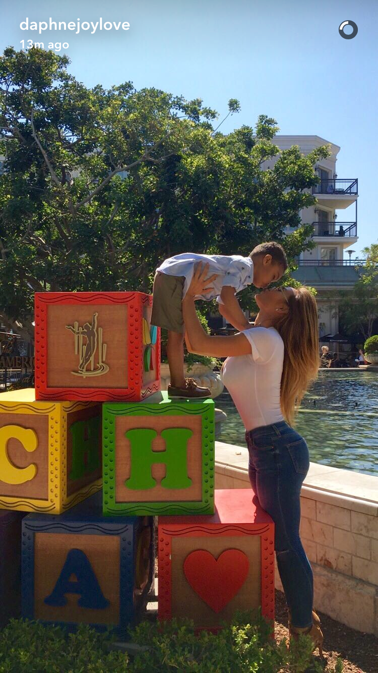 Daphne Joy and her son | Daphne joy, Cute kids, Cute babies