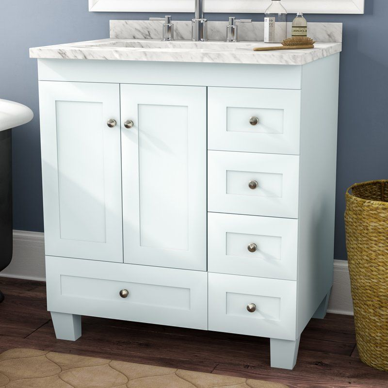 Lauder 31 Single Bathroom Vanity Set Single Bathroom Vanity Bathroom Vanity Bathroom Furniture