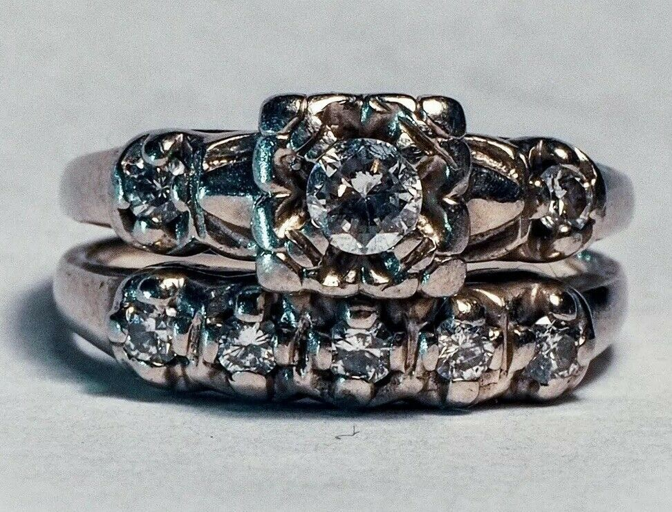 Pin On Antique Engagement Rings