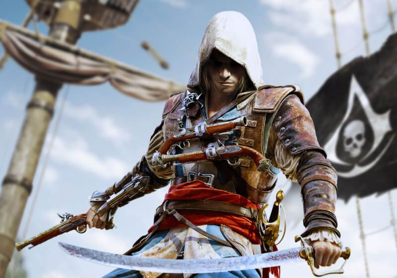 Get Assassin S Creed 4 Black Flag And World In Conflict Free From