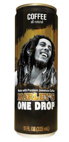 BESTSELLER! Marley Beverages One Drop Coffee, Cof... $20.80 #MarleyBeverages