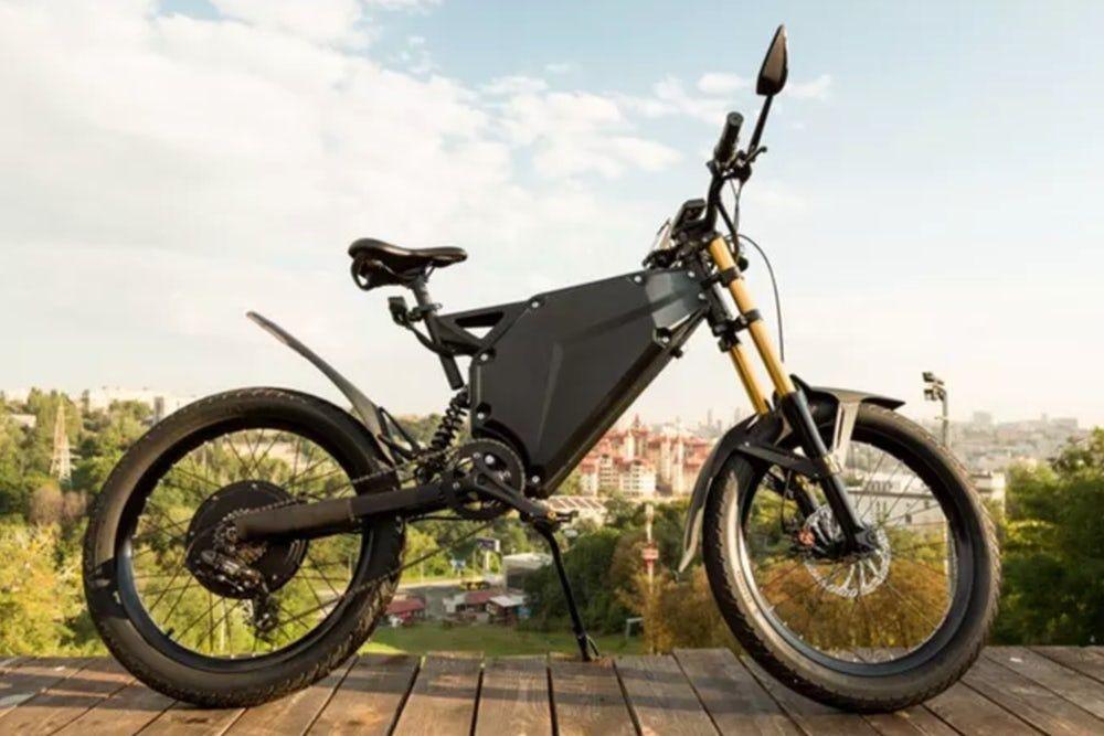 Delfast Promises 236 Mile Range Or 50 Mph Performance From E Bike Range Electric Dirt Bike Electric Bicycle Ebike