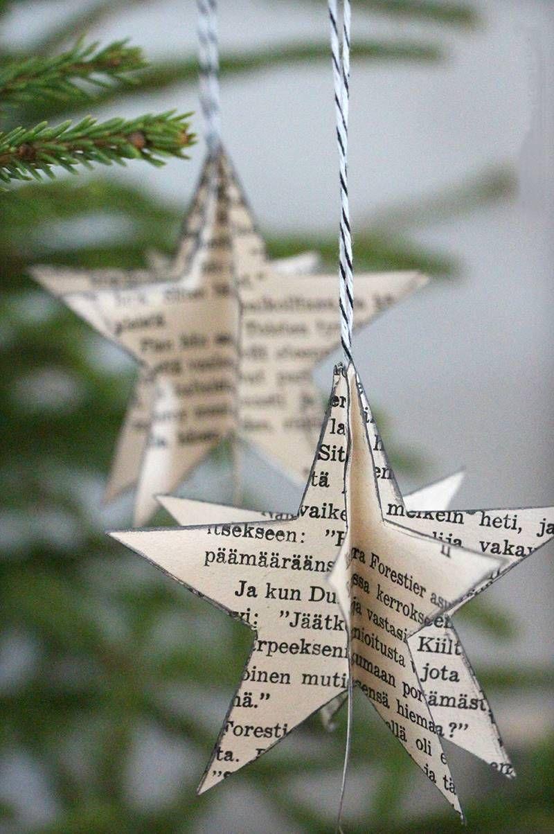 Adornos para el árbol de Navidad muy originales
