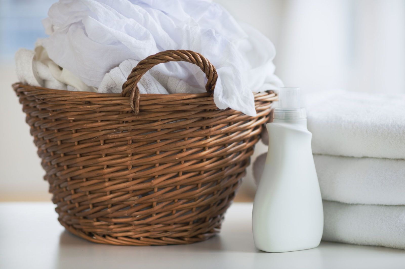 This Is How Often You Should Really Wash Your Linen Linen Bed