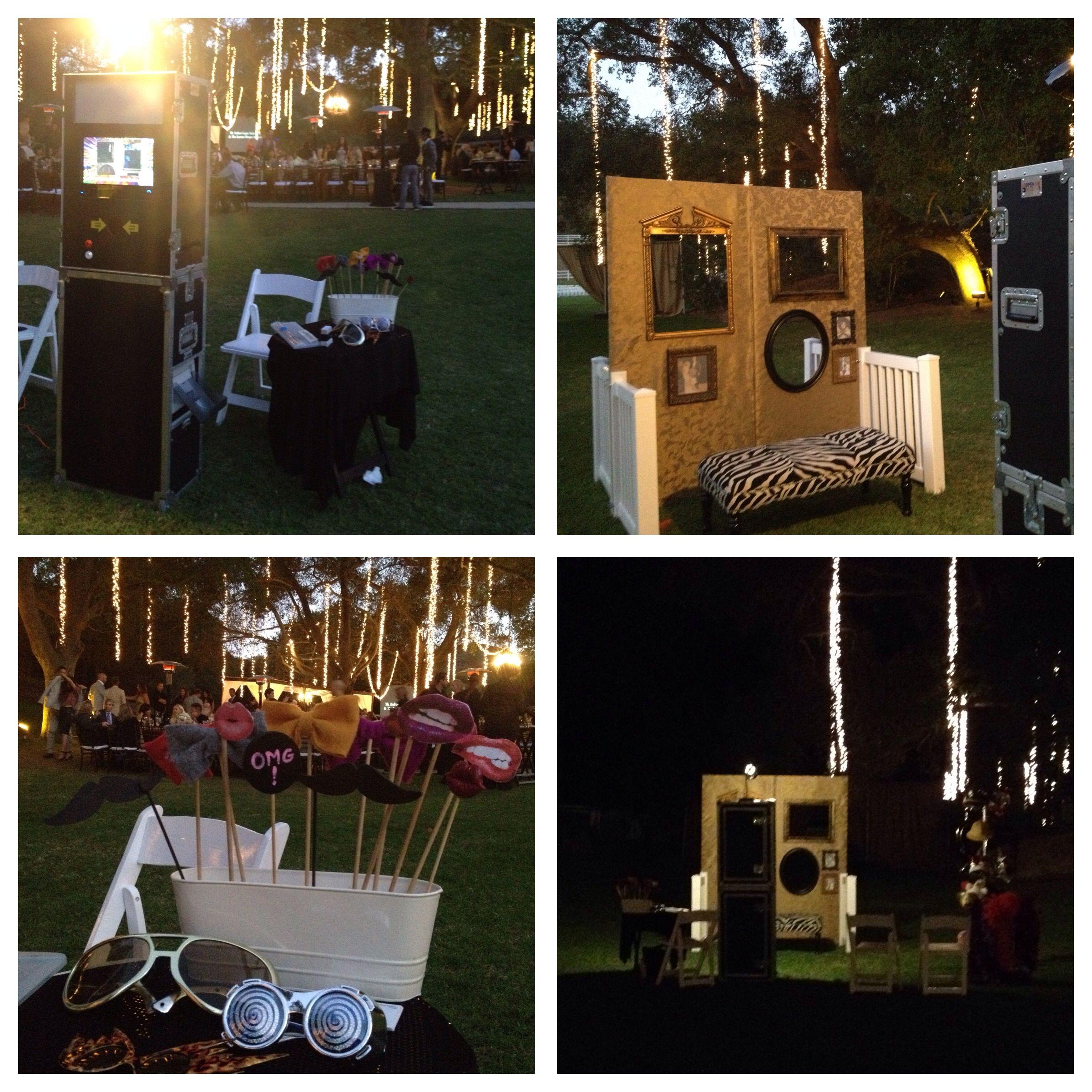 mobilephotolounge.com wedding at SaddleRock Ranch, Malibu