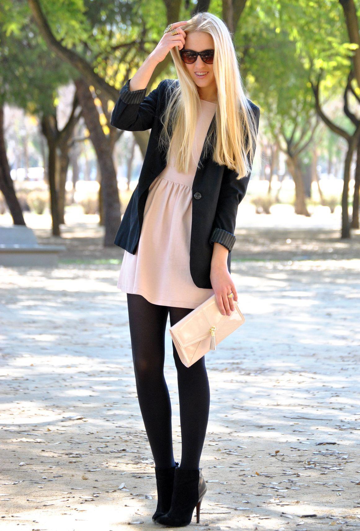 Sweet Dress Fashion Style Outfit Look Zara En