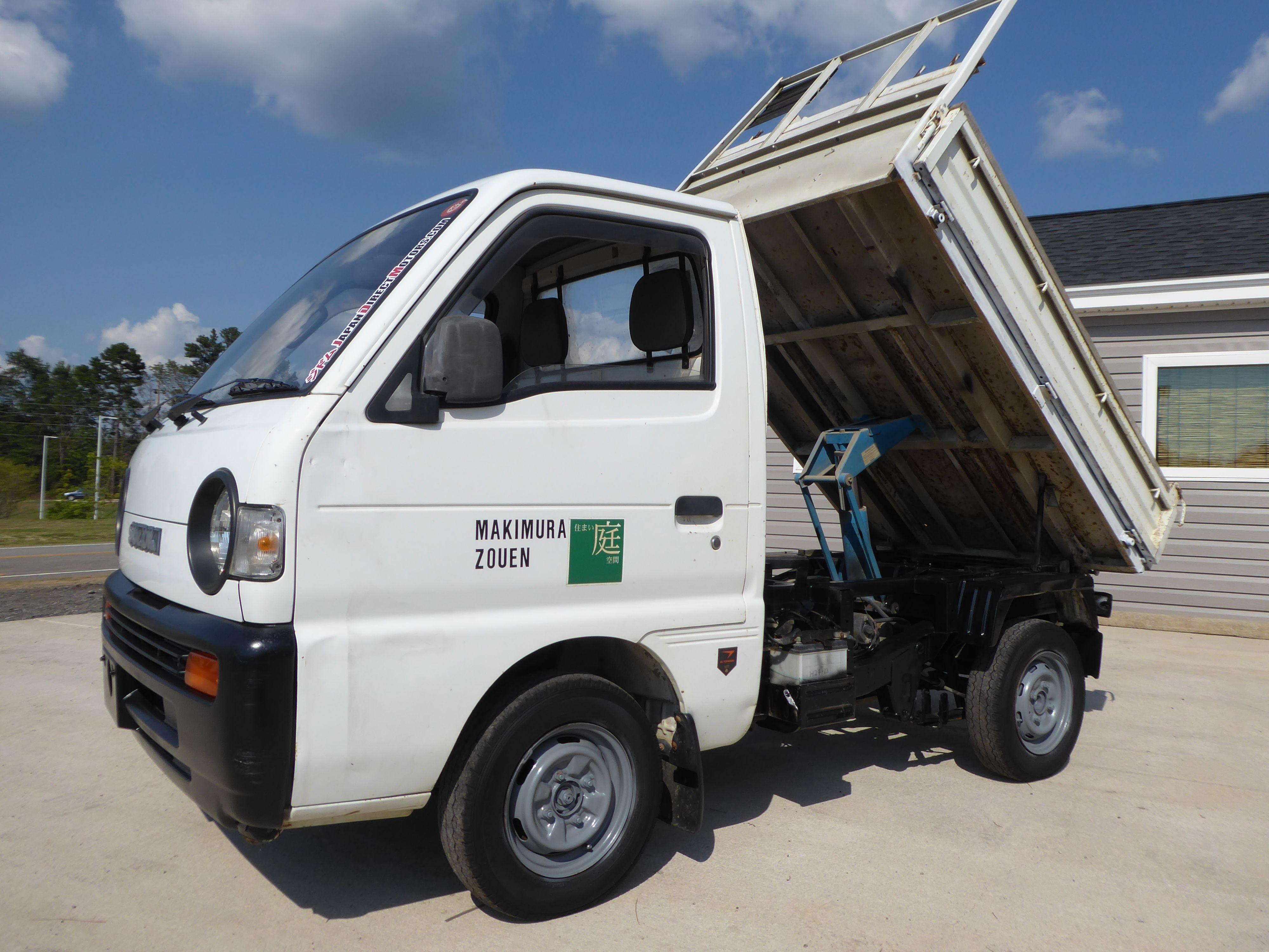 1994 Suzuki Carry MiniTruck » Trucks