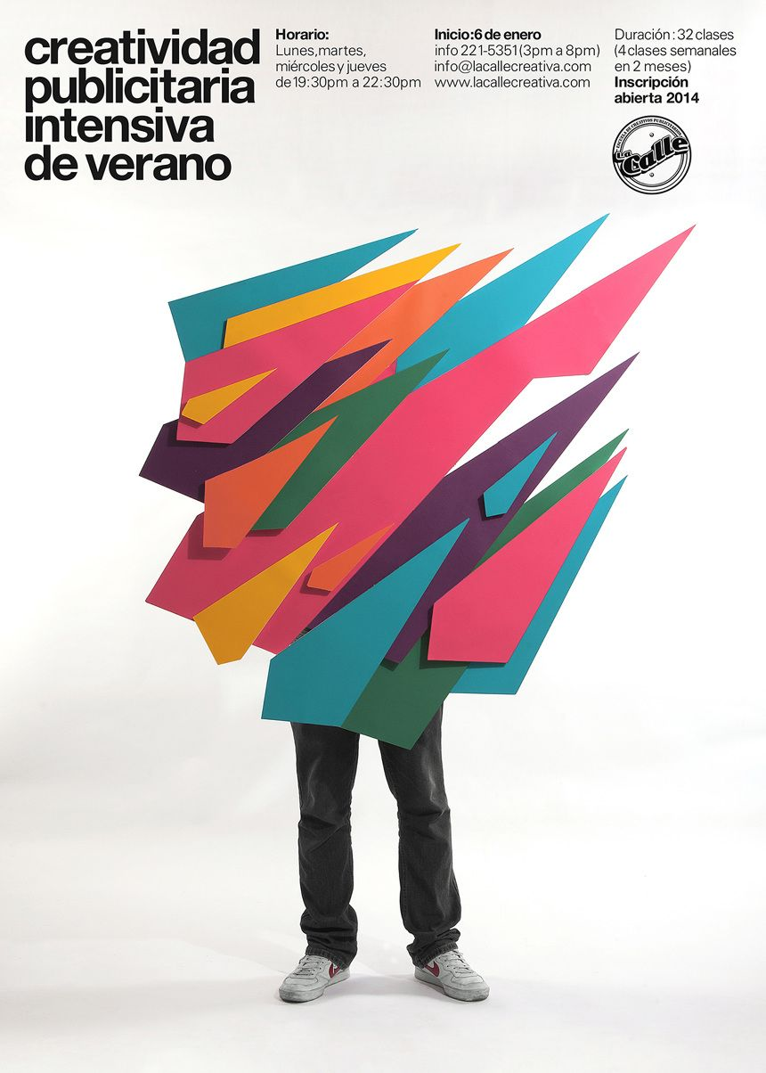 Client la calle creativa youthexperimentalstudio graphic design posters also best of all kinds images graph rh pinterest