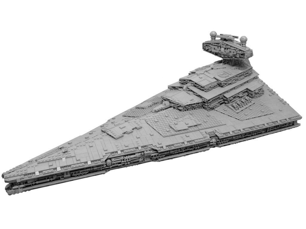 Moderately Sized Star Destroyer Pdf Instructions Lego