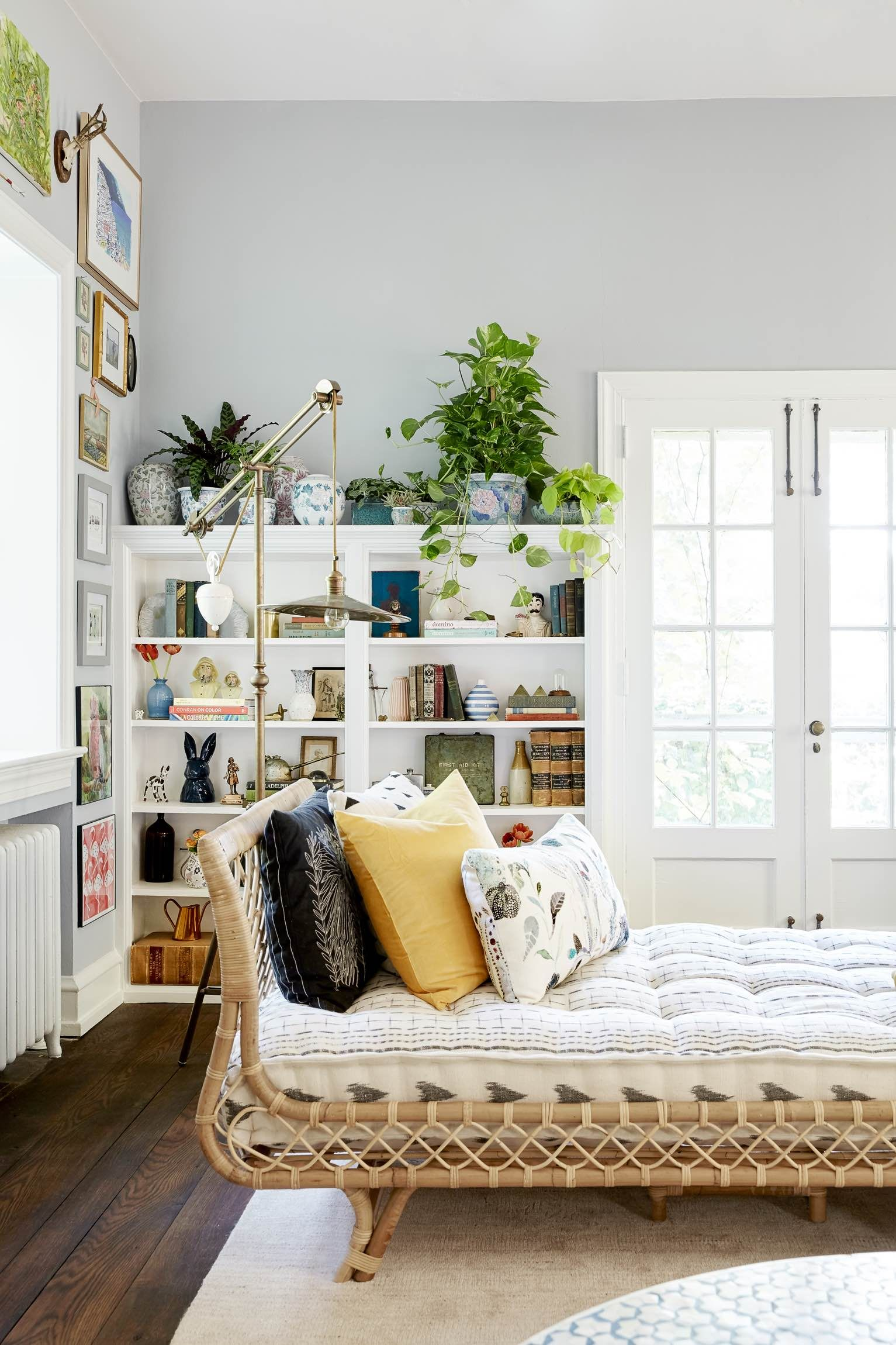 Before After Bringing Personal Style To A Traditional Home Home Home Living Room Decor