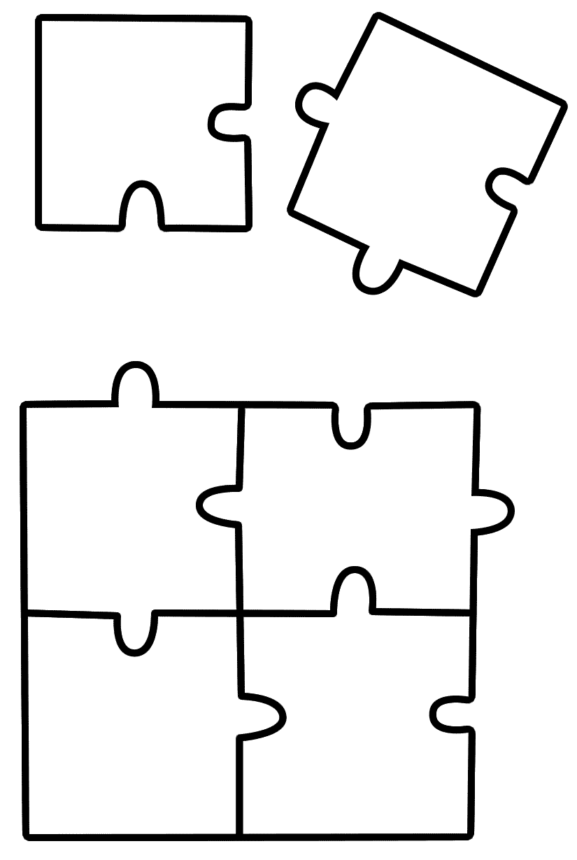 Puzzle Coloring Sheet Puzzle Coloring Sheet Coloringpages Coloring Coloringbook Colouring F Color Puzzle Coloring Pages Inspirational Autism Puzzle Piece