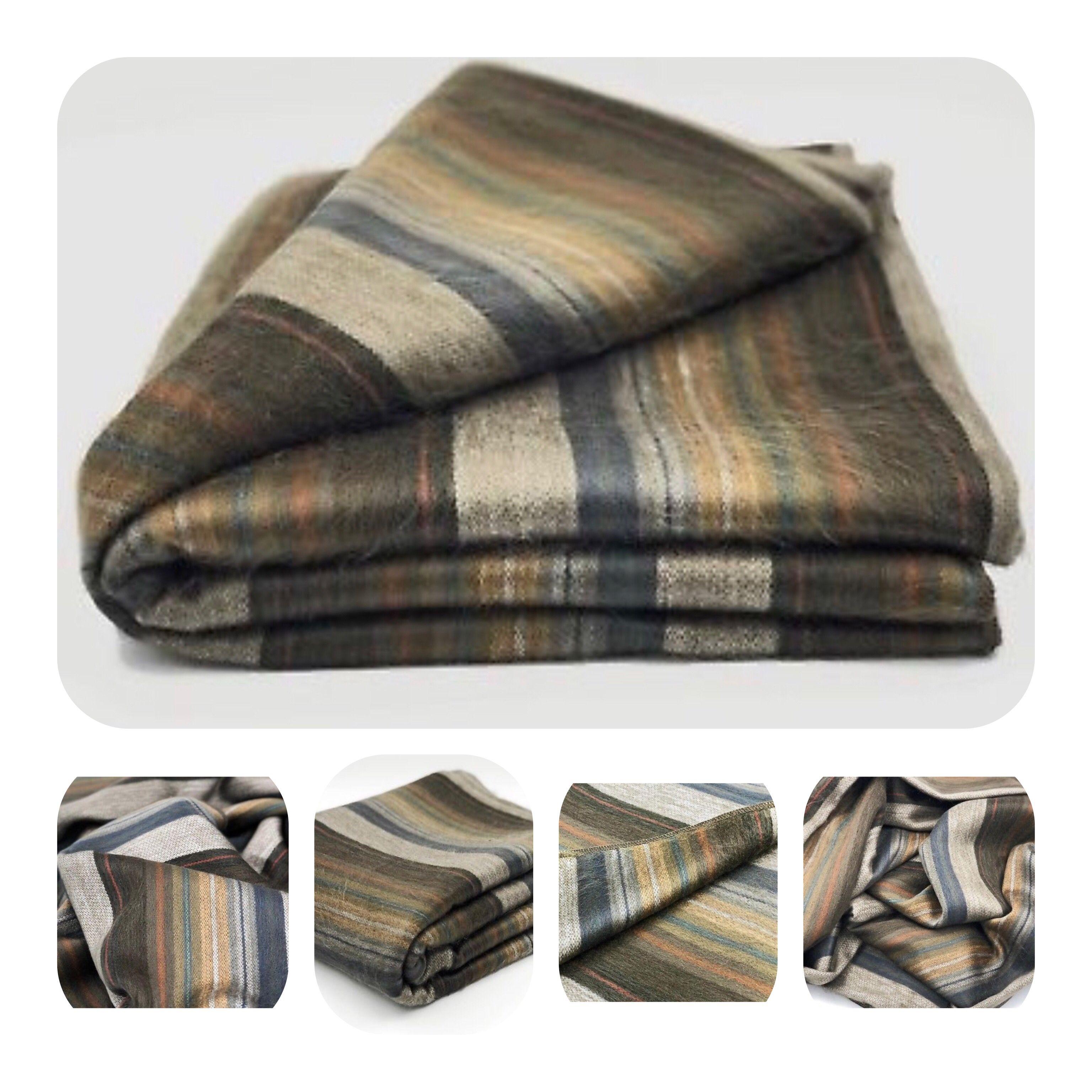 Soft Warm Alpaca Llama Wool Blanket Bed Sofa Couch Cover Queen Throw 90 X65 Wool Blanket Alpaca Wool Blanket Alpaca Blanket