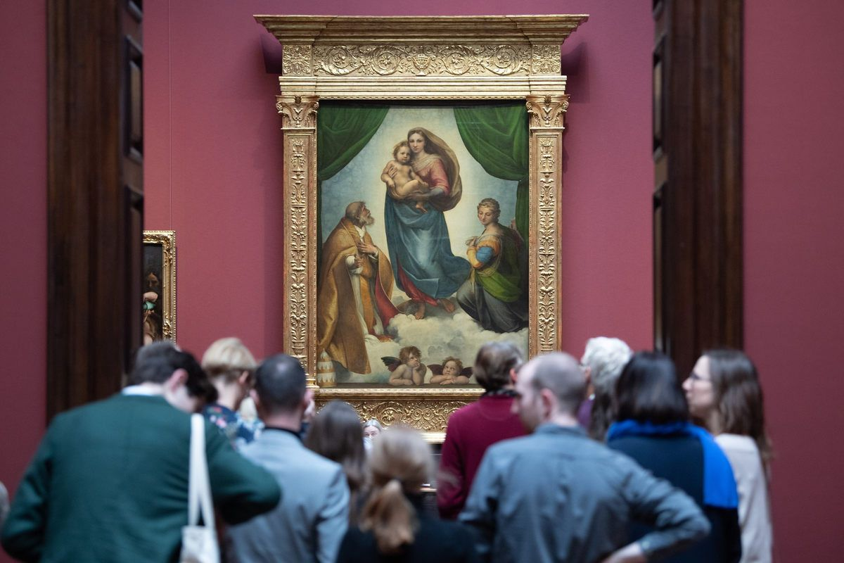 Neue Sinnlichkeit Fur Die Alten Meister In 2020 Alte Meister Dresden Meister