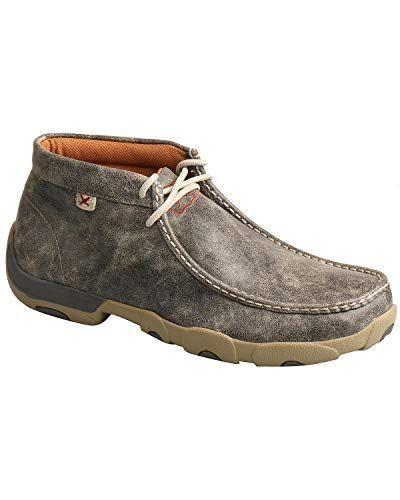 f78b15a6e15 New Twisted X Men's Driving Shoes Moc Toe - Mdm0072. Men Fashion ...