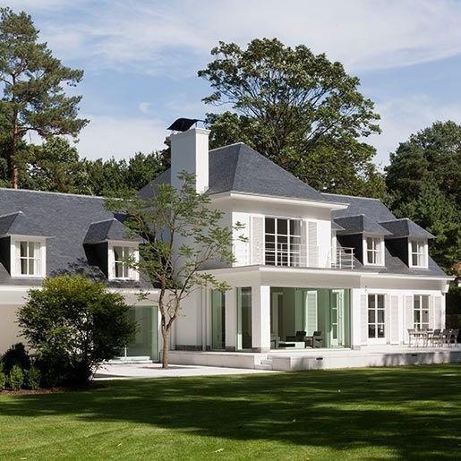 b+villas Luxury Living exclusieve villabouw