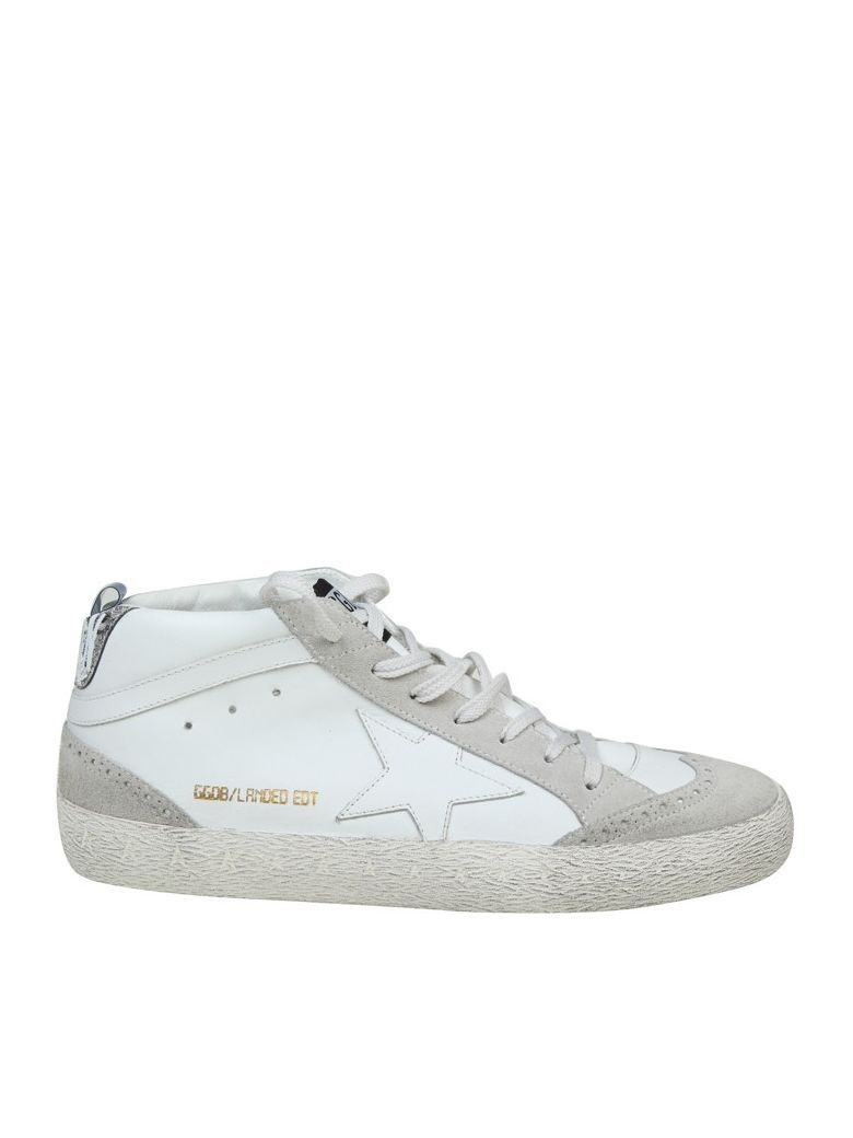 Sneakers for Women On Sale, White, Leather, 2017, 8.5 Golden Goose