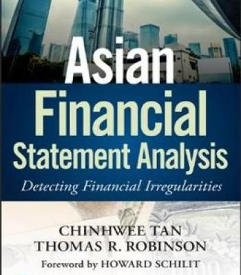 Asian Financial Statement Analysis Detecting Financial