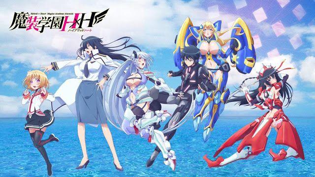 Masou Gakuen Hxh Bd Subtitle Indonesia Anime Characters Anime Otaku Anime
