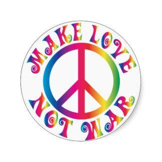 choose your own colours Peace charm hippy bracelet