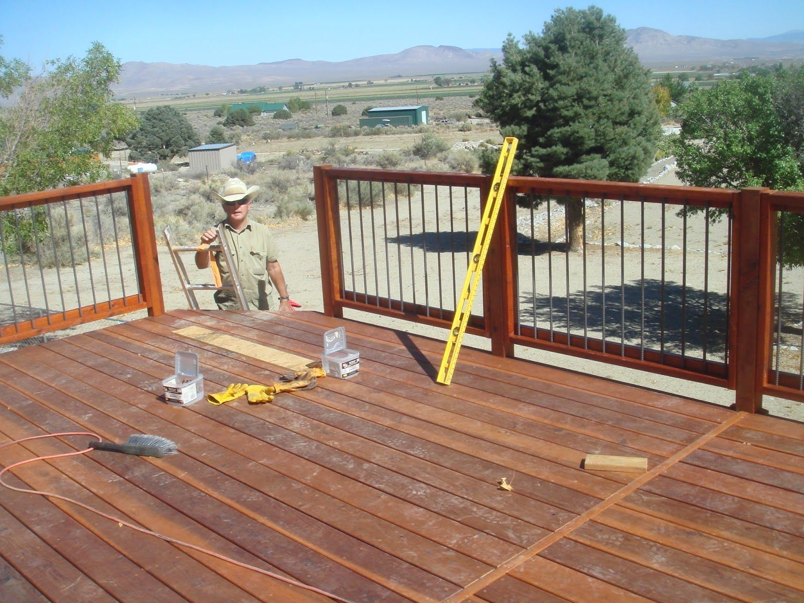 Rebar deck railing google search ideas for the house rebar deck railing google search baanklon Image collections
