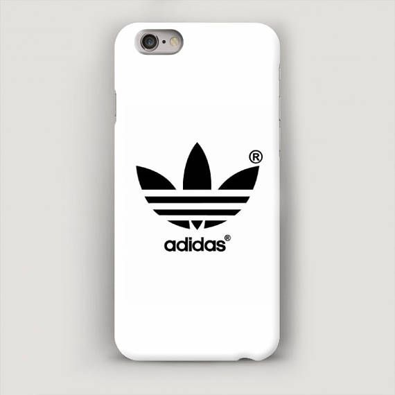 edefd44264d Adidas Logo Pineapple COVER CASE Print On For iPhone 66s 6s