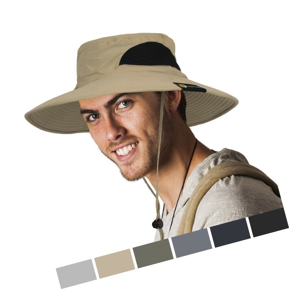 286929f07 Sponsored)eBay - Sun Cube Premium Boonie Hat | Wide Brim Adjustable ...
