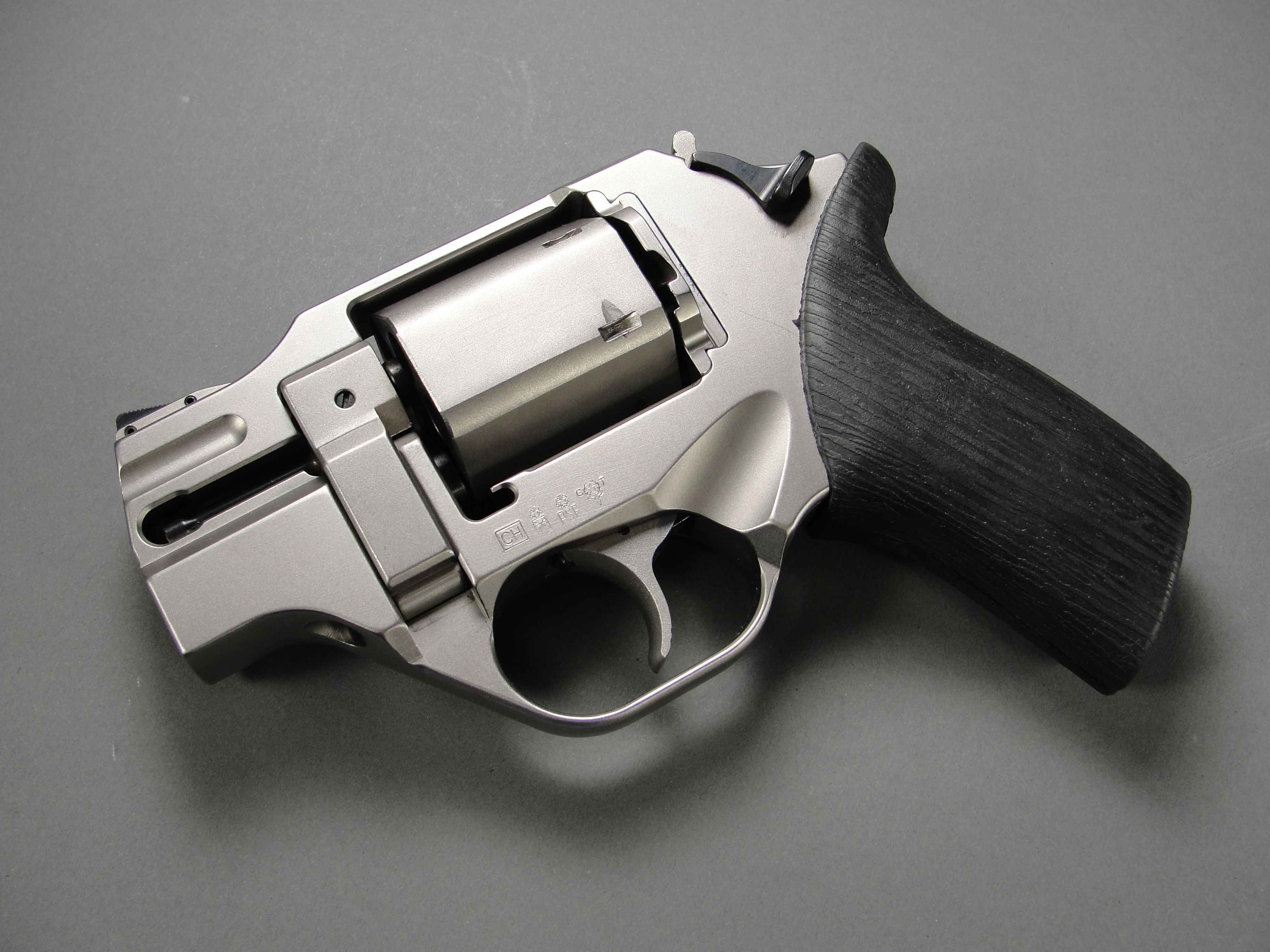 Chiappa 200DS White Rhino in .357 Magnum.