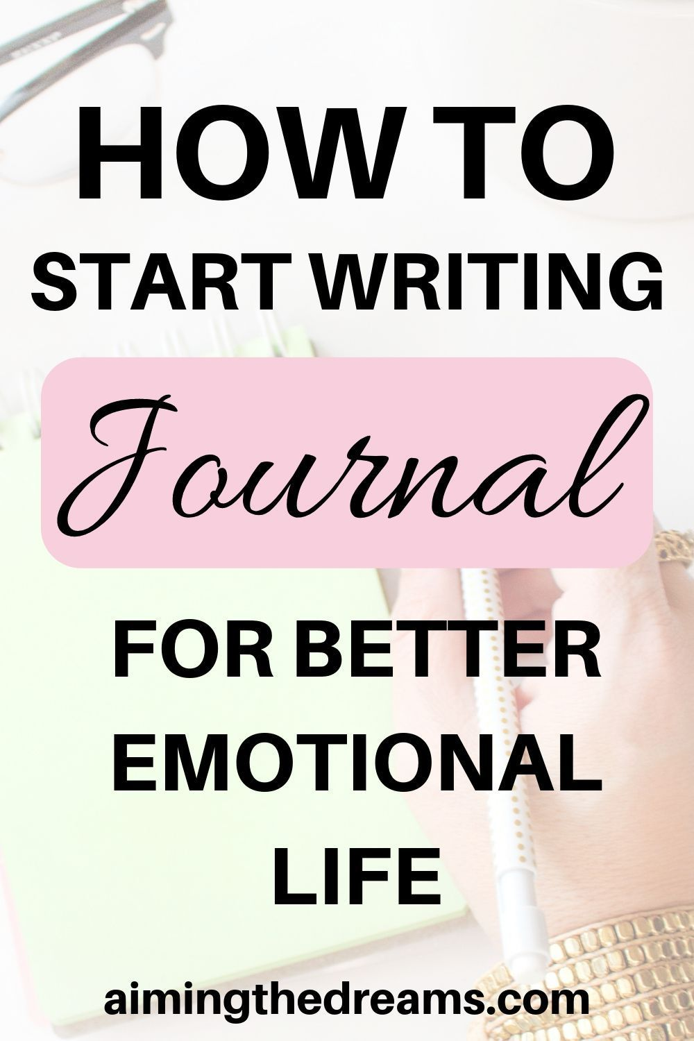 to start writing a journal for emotional health How to start writing a journal for better emotional health. payHow to start writing a journal for better emotional health. pay