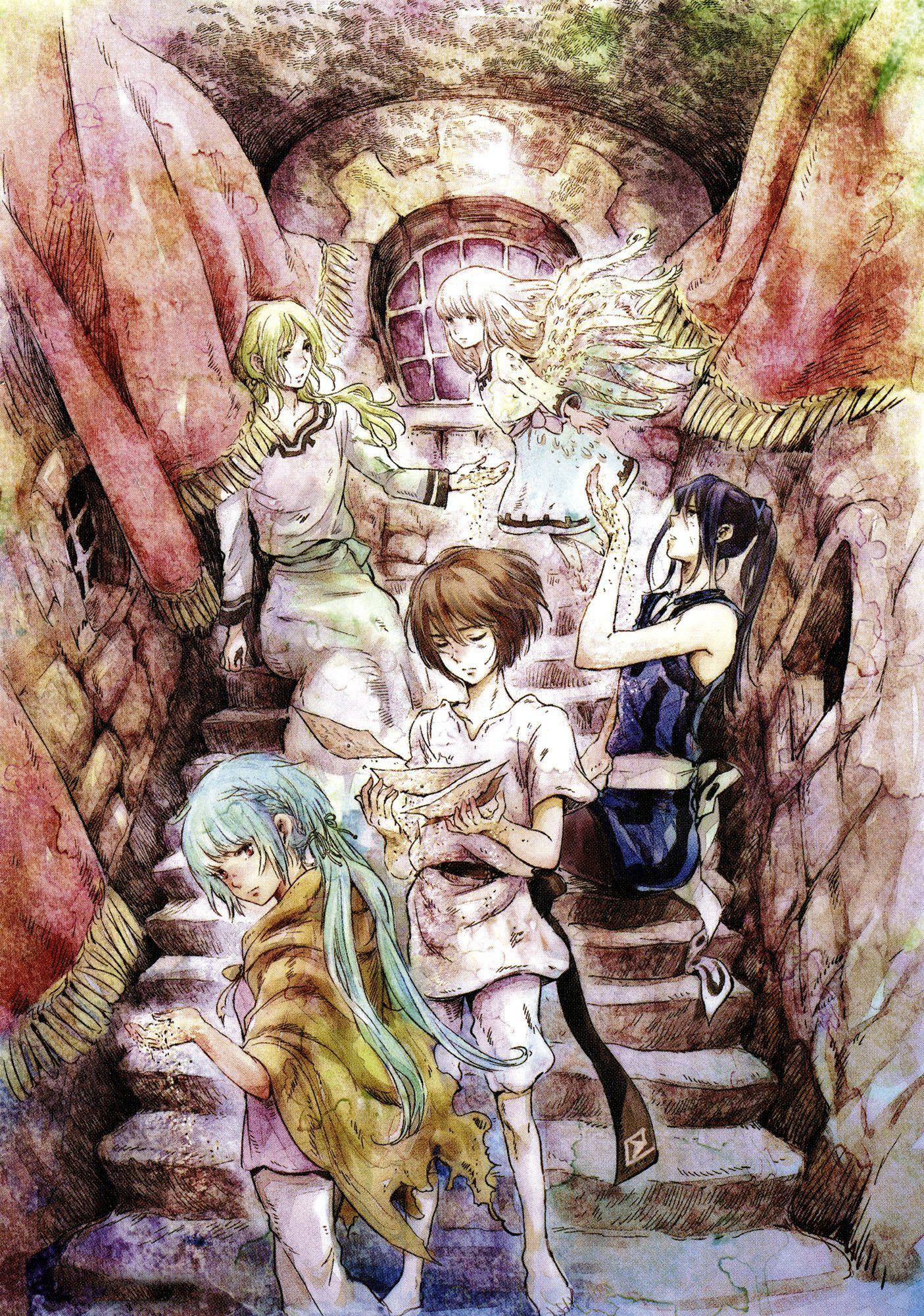 Kujira No Kora Wa Sajou Ni Utau : kujira, sajou, Kujira, Sajou, Batoto!, Anime, Fanart,, Manga,, Whale