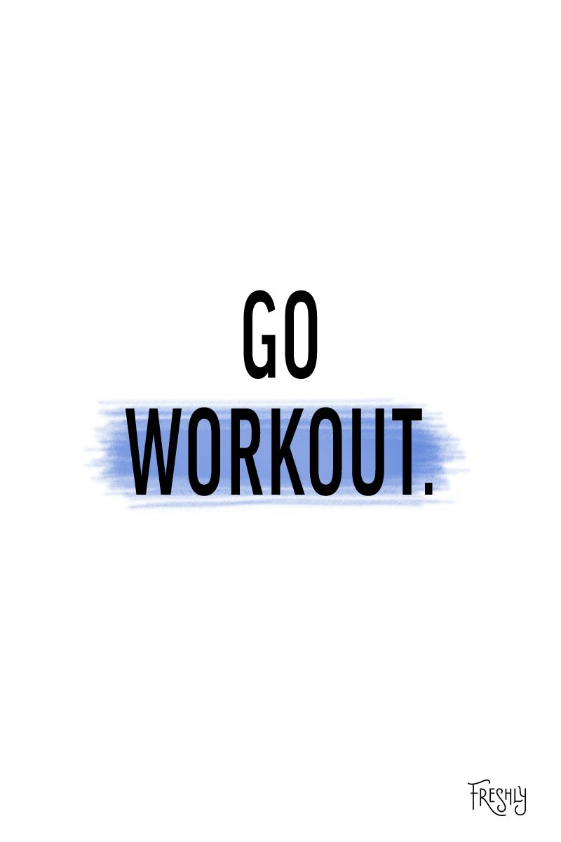 Daily Fitness Motivation Go Workout Fitness Motivation Board Fitness Wallpaper Fitness Motivation