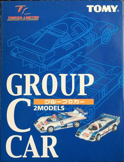RT Fun Object: TOMY TOMICA LIMITED GROUP C CAR 84 & 85 SKYLINE TURBO C Boxset…